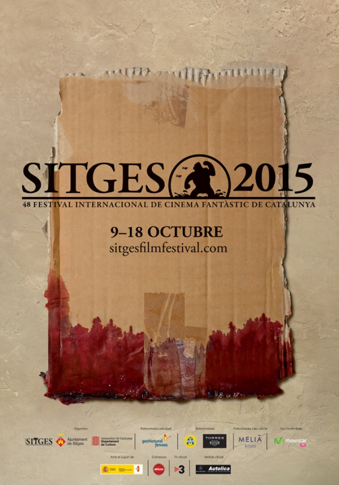 Cartel Festival Sitges 2015